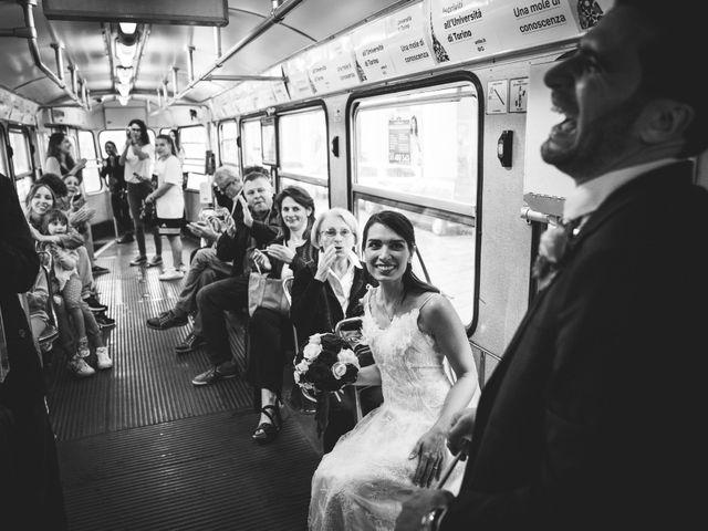 Il matrimonio di Luigi e Elisa a Piossasco, Torino 38