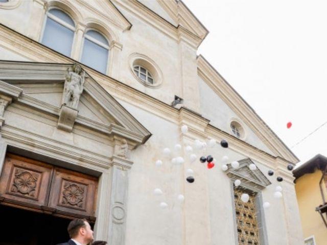 Il matrimonio di Davide e Tiziana a Rivara, Torino 13