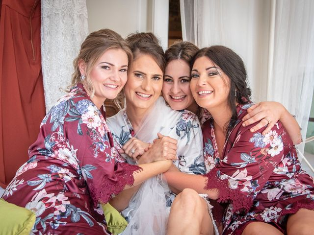 Il matrimonio di Andrea e Cassie a Inveruno, Milano 9