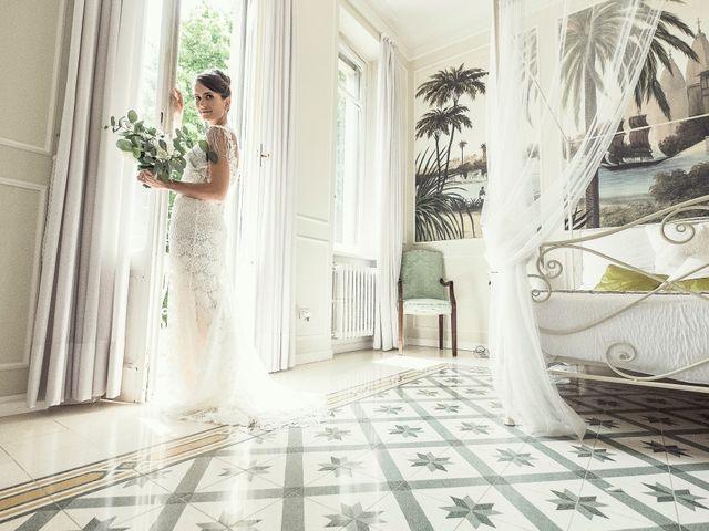 Il matrimonio di Andrea e Cassie a Inveruno, Milano 13