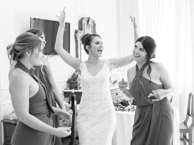 Il matrimonio di Andrea e Cassie a Inveruno, Milano 15