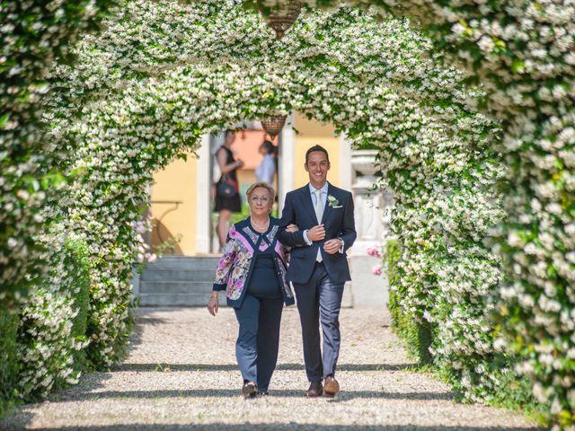 Il matrimonio di Andrea e Cassie a Inveruno, Milano 16