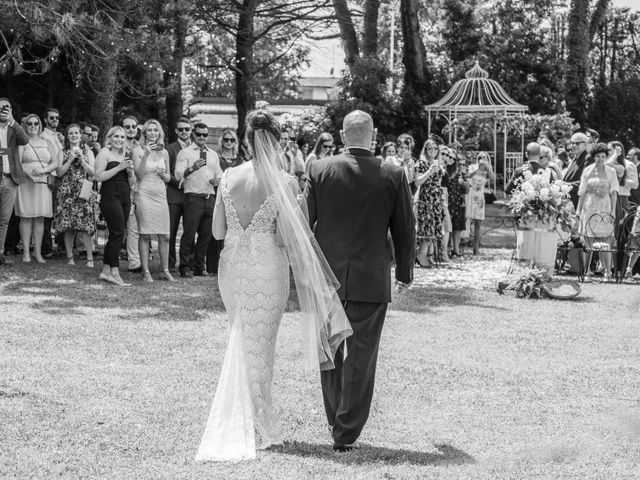 Il matrimonio di Andrea e Cassie a Inveruno, Milano 19