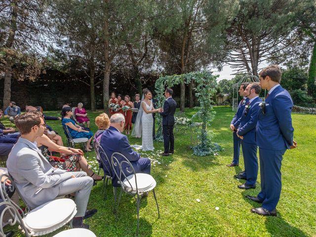 Il matrimonio di Andrea e Cassie a Inveruno, Milano 21