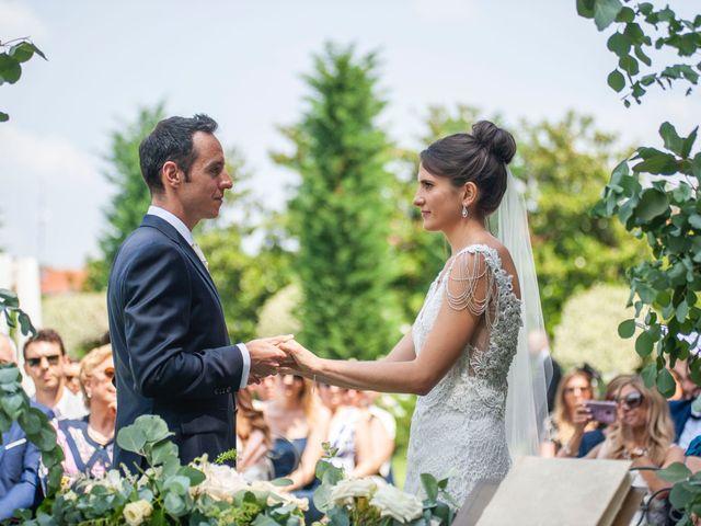 Il matrimonio di Andrea e Cassie a Inveruno, Milano 23