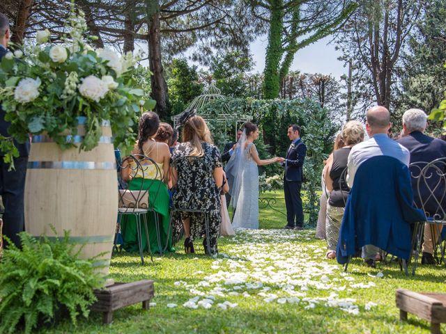 Il matrimonio di Andrea e Cassie a Inveruno, Milano 24