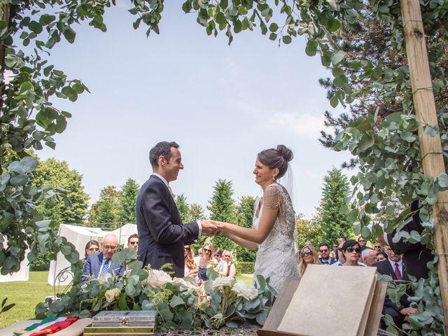 Il matrimonio di Andrea e Cassie a Inveruno, Milano 26