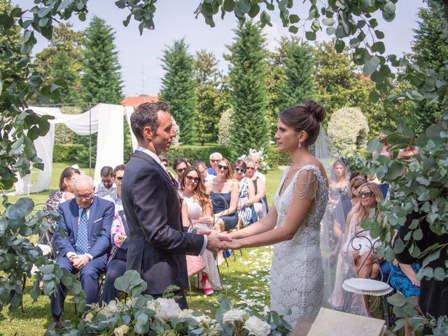 Il matrimonio di Andrea e Cassie a Inveruno, Milano 27