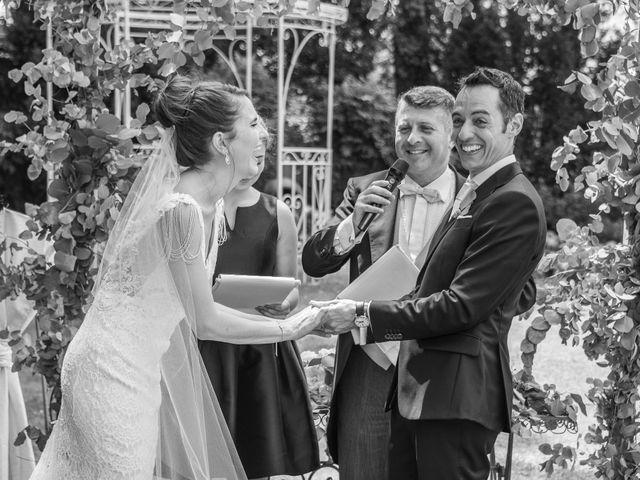 Il matrimonio di Andrea e Cassie a Inveruno, Milano 28
