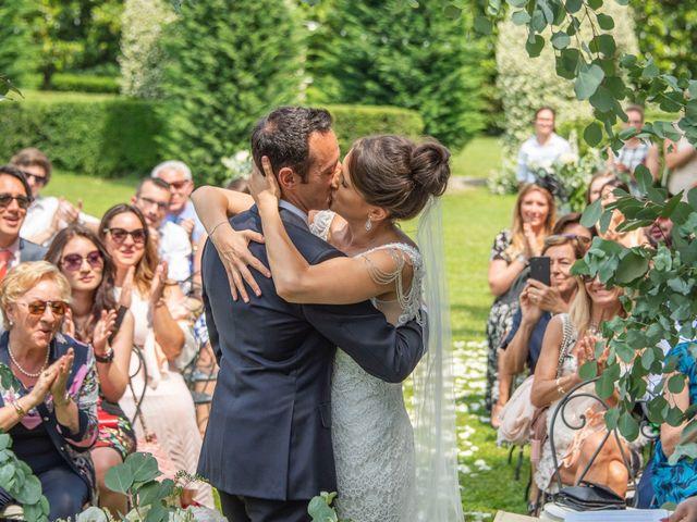 Il matrimonio di Andrea e Cassie a Inveruno, Milano 30