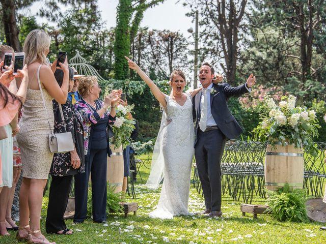 Le nozze di Cassie e Andrea