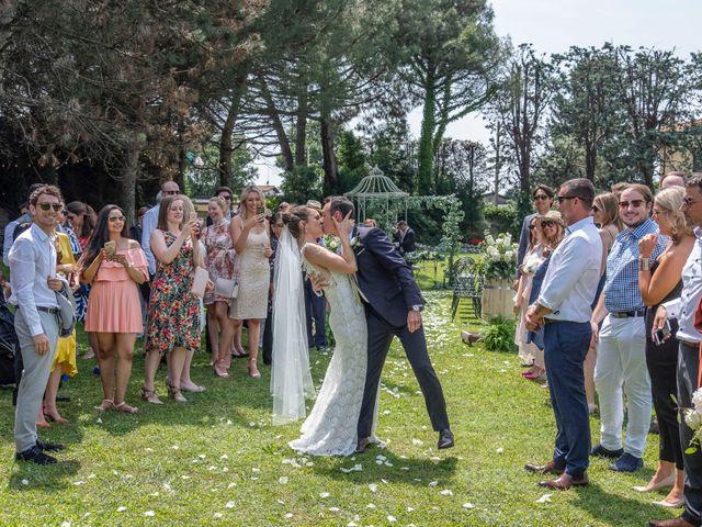 Il matrimonio di Andrea e Cassie a Inveruno, Milano 33
