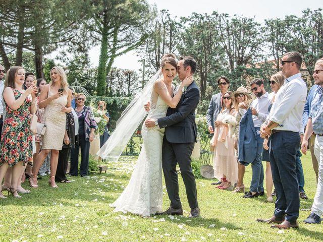 Il matrimonio di Andrea e Cassie a Inveruno, Milano 34