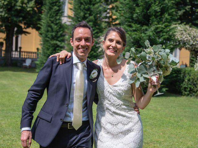 Il matrimonio di Andrea e Cassie a Inveruno, Milano 37