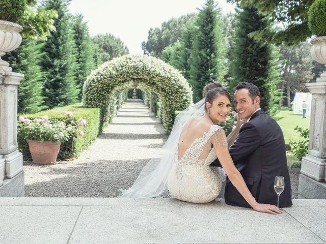 Il matrimonio di Andrea e Cassie a Inveruno, Milano 38