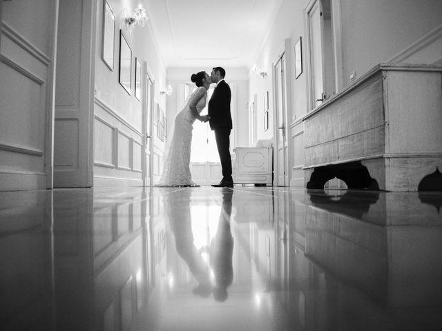 Il matrimonio di Andrea e Cassie a Inveruno, Milano 40