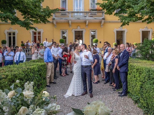 Il matrimonio di Andrea e Cassie a Inveruno, Milano 54