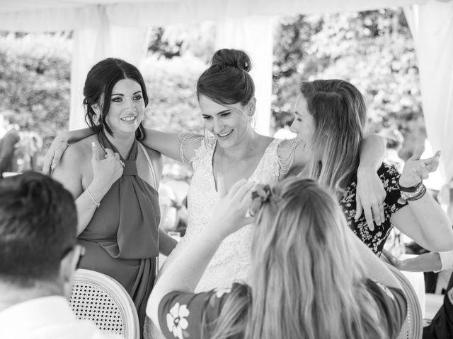 Il matrimonio di Andrea e Cassie a Inveruno, Milano 55