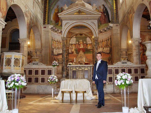 Il matrimonio di Ruggero e Roberta a Roma, Roma 4