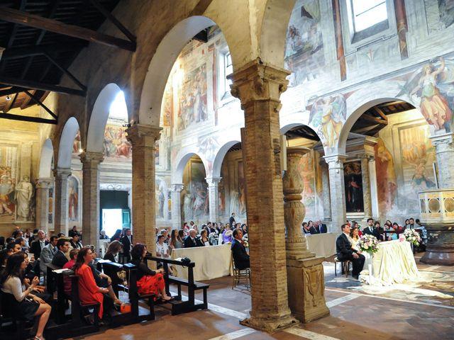 Il matrimonio di Ruggero e Roberta a Roma, Roma 7