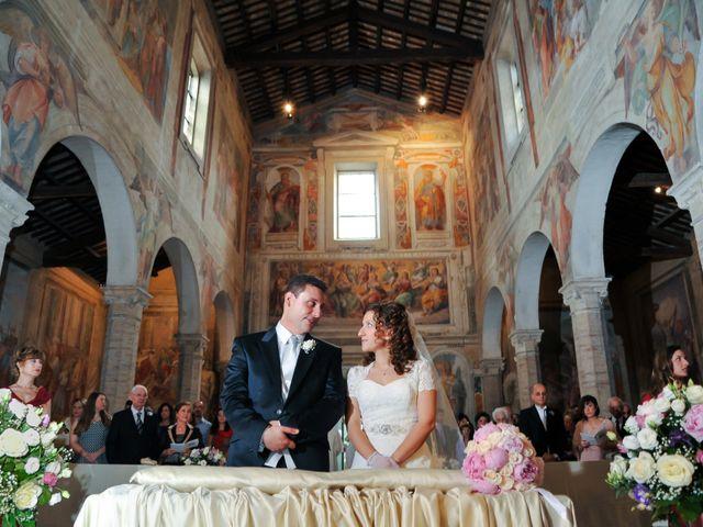 Il matrimonio di Ruggero e Roberta a Roma, Roma 8