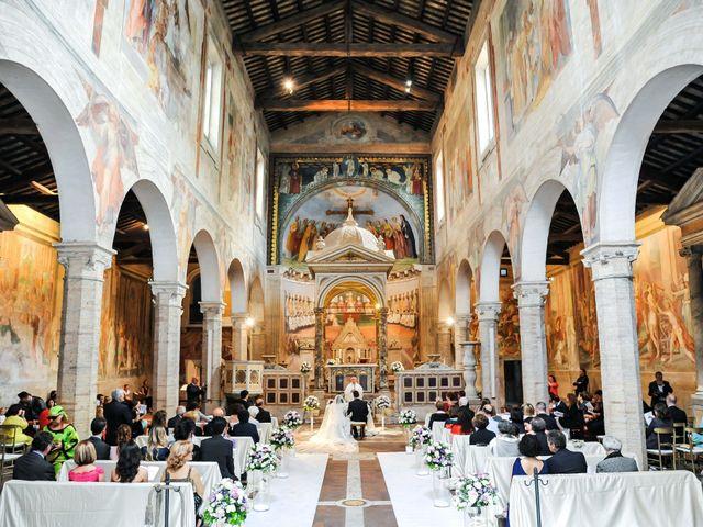 Il matrimonio di Ruggero e Roberta a Roma, Roma 10