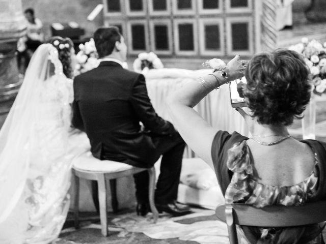 Il matrimonio di Ruggero e Roberta a Roma, Roma 11