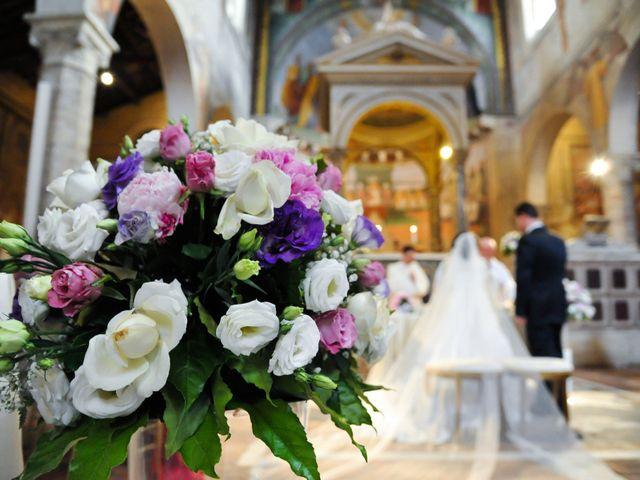 Il matrimonio di Ruggero e Roberta a Roma, Roma 14
