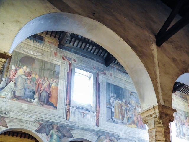 Il matrimonio di Ruggero e Roberta a Roma, Roma 15