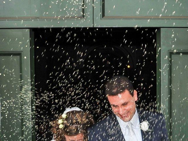 Il matrimonio di Ruggero e Roberta a Roma, Roma 20