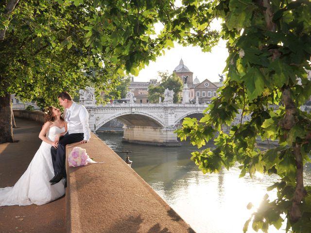 le nozze di Roberta e Ruggero