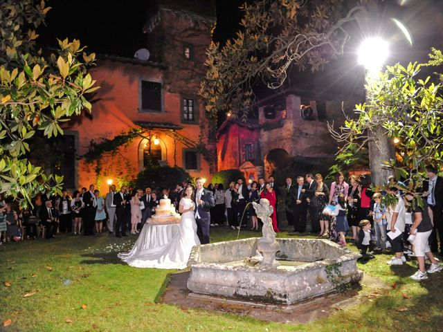 Il matrimonio di Ruggero e Roberta a Roma, Roma 41