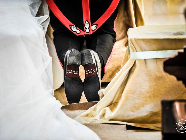 Il matrimonio di Ciro e Serena a Carosino, Taranto 2