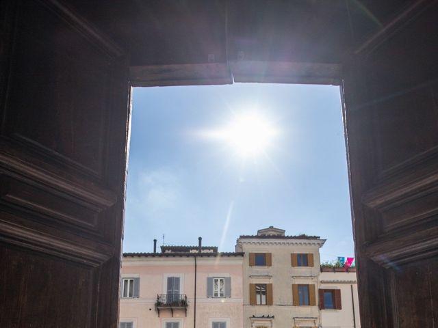 Il matrimonio di Angelo e Silvia a Castel Gandolfo, Roma 18