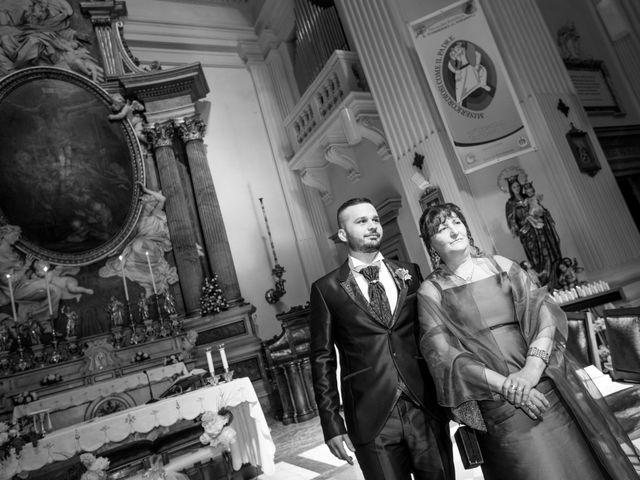 Il matrimonio di Angelo e Silvia a Castel Gandolfo, Roma 19
