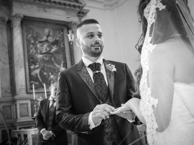 Il matrimonio di Angelo e Silvia a Castel Gandolfo, Roma 23