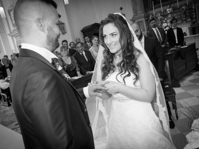 Il matrimonio di Angelo e Silvia a Castel Gandolfo, Roma 24