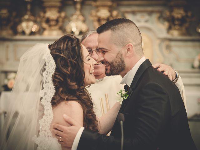 Il matrimonio di Angelo e Silvia a Castel Gandolfo, Roma 26