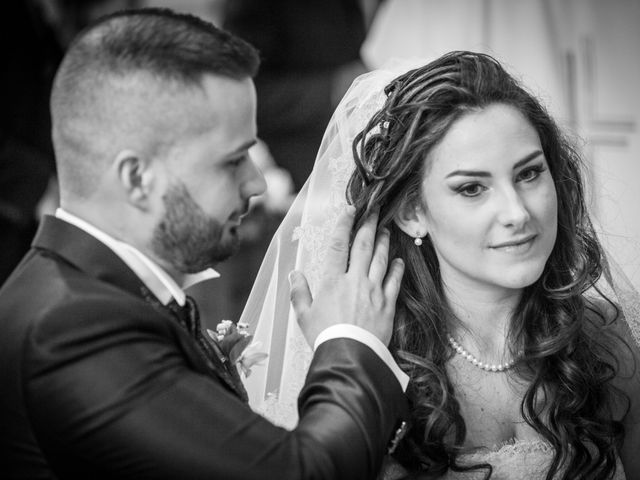 Il matrimonio di Angelo e Silvia a Castel Gandolfo, Roma 27