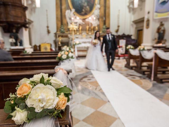 Il matrimonio di Angelo e Silvia a Castel Gandolfo, Roma 28