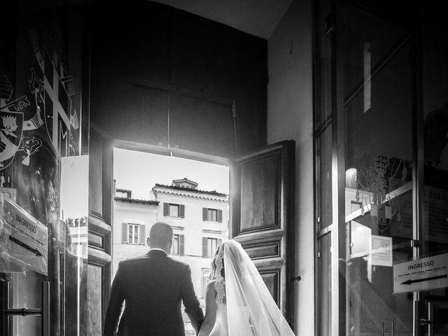 Il matrimonio di Angelo e Silvia a Castel Gandolfo, Roma 29