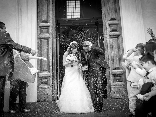 Il matrimonio di Angelo e Silvia a Castel Gandolfo, Roma 31