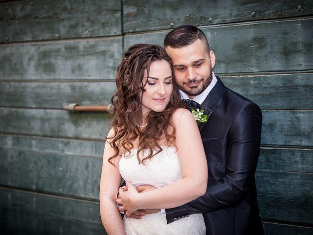 Il matrimonio di Angelo e Silvia a Castel Gandolfo, Roma 37