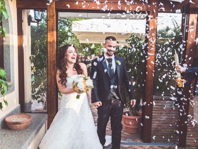 Il matrimonio di Angelo e Silvia a Castel Gandolfo, Roma 39