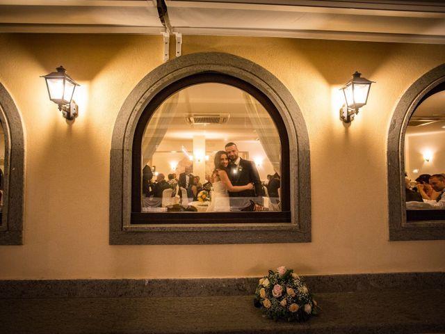 Il matrimonio di Angelo e Silvia a Castel Gandolfo, Roma 40