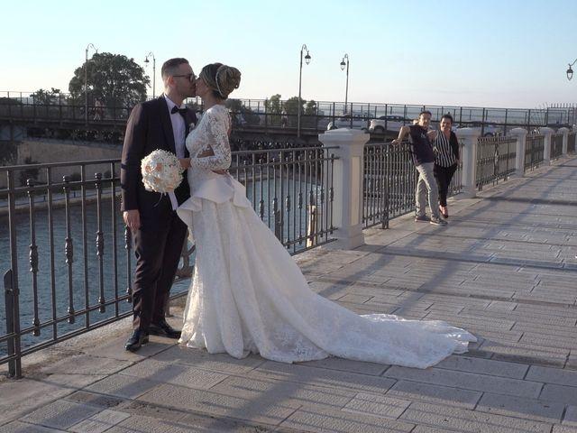 Il matrimonio di Tiziano e Roberta a Taranto, Taranto 4