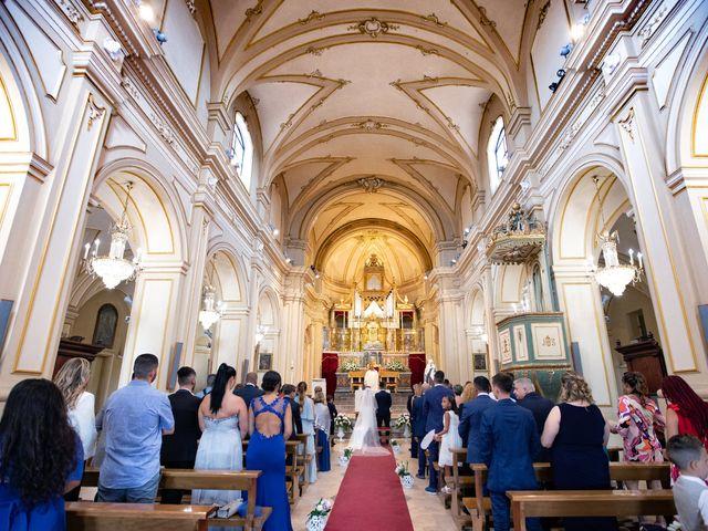 Il matrimonio di Samantha e Antonio a Catania, Catania 19