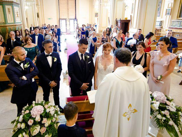 Il matrimonio di Samantha e Antonio a Catania, Catania 22