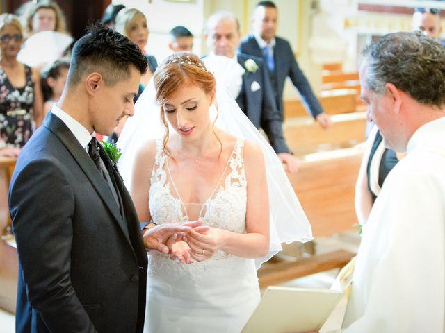Il matrimonio di Samantha e Antonio a Catania, Catania 24