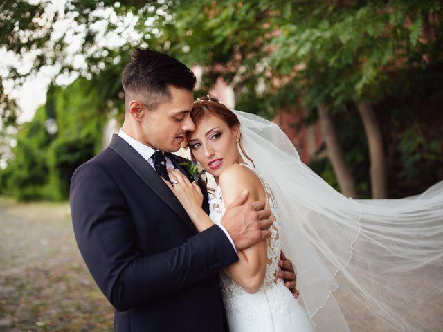 Il matrimonio di Samantha e Antonio a Catania, Catania 31